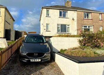 Thumbnail 3 bed semi-detached house for sale in Poole Road, Salterbeck, Workington