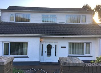 Thumbnail 4 bedroom detached house for sale in Ffordd Dinas, Cwmavon, Port Talbot, Neath Port Talbot.