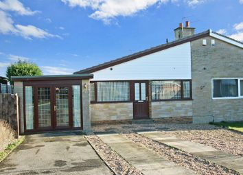 Thumbnail 4 bed bungalow for sale in Mill Hill Close, Darrington, Pontefract