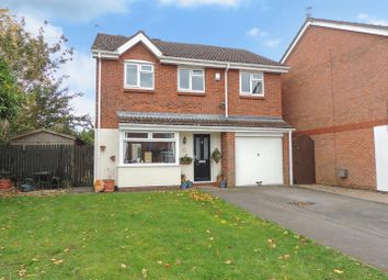 Thumbnail 4 bed detached house for sale in Berenda Drive, Longwell Green, Bristol