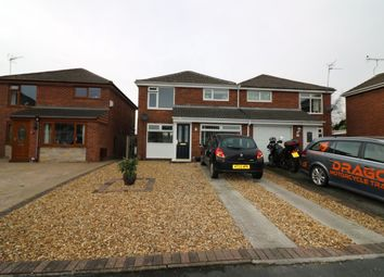 Thumbnail 3 bed semi-detached house for sale in Glebecroft Avenue, Elton, Chester