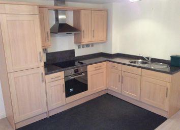 Thumbnail 2 bed flat to rent in Mill Street, Wem, Shrewsbury