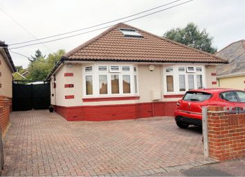 Thumbnail 3 bed detached bungalow for sale in Browning Avenue, Southampton