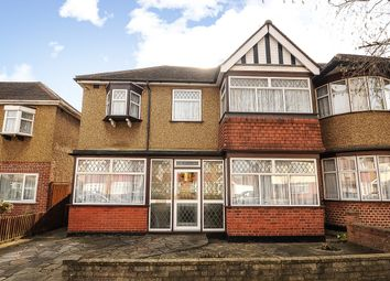 Thumbnail 4 bed semi-detached house for sale in Victoria Road, Ruislip Manor, Middlesex