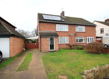 Thumbnail 3 bed semi-detached house for sale in Oaklands Avenue, Colchester