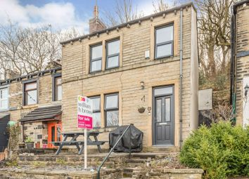Thumbnail 2 bed cottage for sale in Wood End Road, Armitage Bridge, Huddersfield