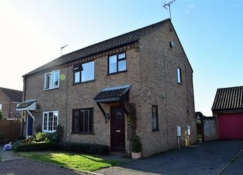 Thumbnail 3 bed semi-detached house for sale in 11 Barn Close, Reydon, Nr Southwold