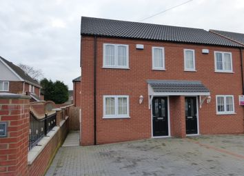 Thumbnail 2 bed semi-detached house for sale in Old Lynn Road, Wisbech