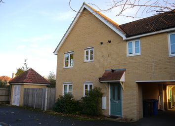 Thumbnail 1 bed maisonette for sale in Melso Close, Great Cornard, Sudbury