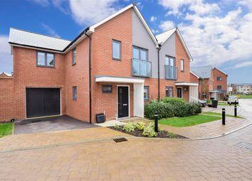 3 bed semi-detached house for sale in Conrad Mews, Northfleet, Gravesend, Kent DA11