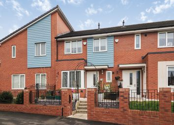 Thumbnail 2 bed terraced house for sale in St. Marys Court, St. Marys Road, Moston, Manchester