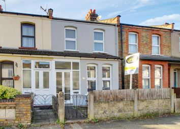 Thumbnail 3 bed terraced house for sale in Millais Road, Enfield