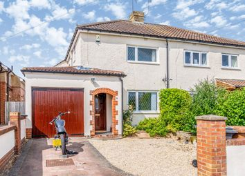 Thumbnail 3 bed semi-detached house for sale in Ash Tree Road, Andover