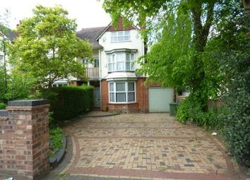 Thumbnail 5 bedroom semi-detached house for sale in Lichfield Road, Rushall, Walsall, West Midlands