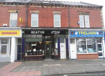Thumbnail 3 bedroom maisonette for sale in Heaton Road, Heaton, Newcastle Upon Tyne