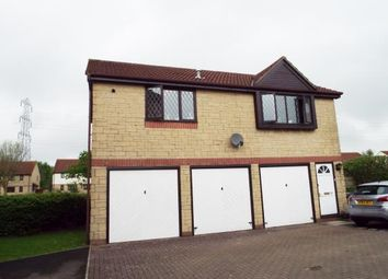 Thumbnail 1 bed flat for sale in Campion Close, Weston-Super-Mare