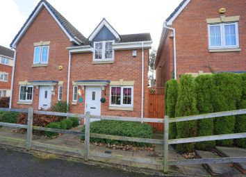 Thumbnail 2 bed semi-detached house for sale in Flamingo Gardens, Birmingham