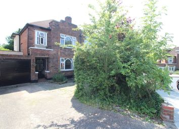 Thumbnail 3 bed semi-detached house to rent in Abbotts Gardens, East Finchley, London