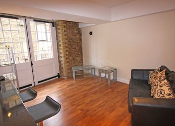 Thumbnail 1 bed flat to rent in Dundee Court, Wapping High Street