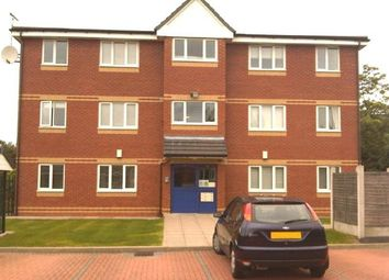 Thumbnail 2 bedroom flat to rent in Redwood Close, Stockport