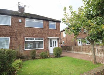 Thumbnail 3 bed semi-detached house to rent in Lyndene Avenue, Roe Green, Worsley