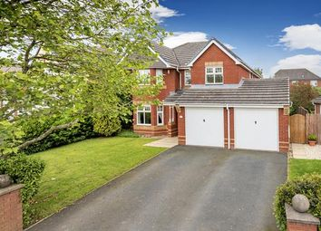 Thumbnail 4 bed detached house to rent in York Road, Priorslee