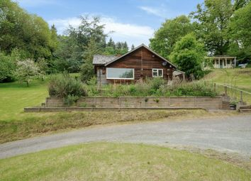 Thumbnail 3 bed detached bungalow for sale in Hay On Wye, Clyro