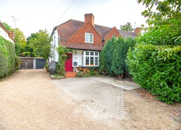 Thumbnail 3 bed semi-detached house for sale in Charters Road, Sunningdale, Berkshire
