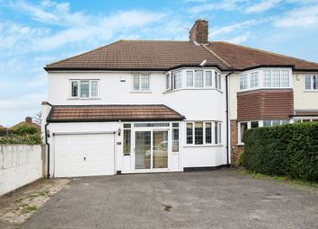 Thumbnail 5 bed semi-detached house for sale in Sidcup Road, London