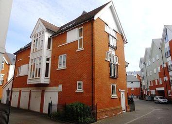 Thumbnail 2 bed flat to rent in Back Lane, Canterbury, Kent