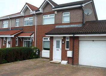 Thumbnail 3 bed semi-detached house for sale in Strathpeffer Crescent, The Rushes, Airdrie