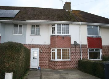 Thumbnail 3 bed terraced house to rent in Stone Close, Worthing