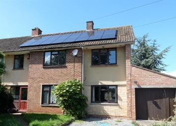 Thumbnail 5 bed semi-detached house for sale in Brentry Lane, Bristol