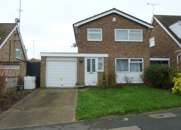 Thumbnail 3 bed detached house to rent in Cranleigh Drive, Swanley