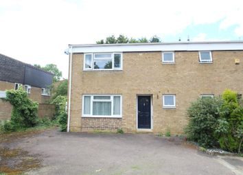 Thumbnail 3 bed semi-detached house for sale in Willey Court, Stony Stratford, Milton Keynes