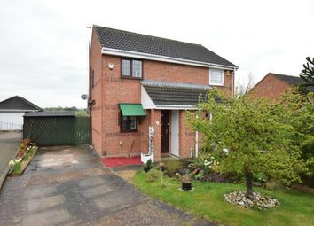 Thumbnail 2 bed semi-detached house for sale in Hardwick Close, Blackwell, Alfreton, Derbyshire