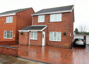 Thumbnail 3 bed detached house for sale in Grange Road, Oulton Broad