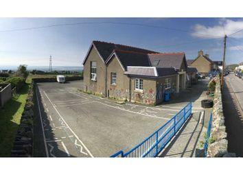 Thumbnail 4 bed property for sale in Carmel, Caernarfon