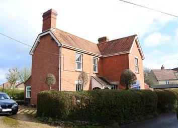 Thumbnail 3 bedroom detached house for sale in Fairholm, Wavering Lane, Gillingham
