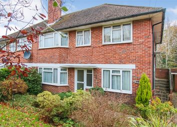 Thumbnail 2 bed maisonette for sale in Woodlands Road, East Grinstead, West Sussex