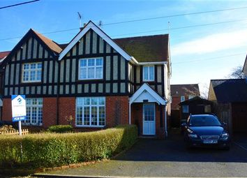 Thumbnail 2 bed semi-detached house for sale in Southlyn, Wavering Lane West, Gillingham