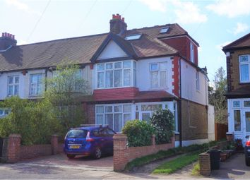 Thumbnail 4 bedroom end terrace house for sale in Martin Way, Morden