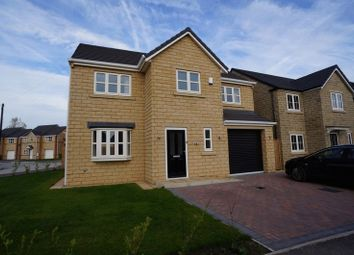 Thumbnail 4 bed detached house for sale in Hawthorn Way, Pontefract