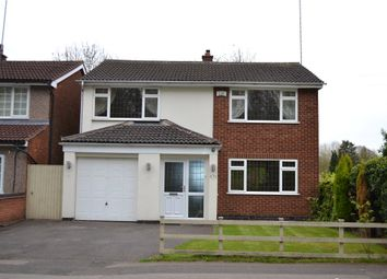 Thumbnail 3 bed detached house for sale in Allesley Old Road, Allesley, Coventry, West Midlands