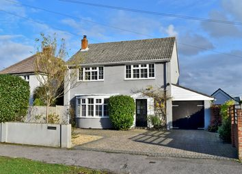 Thumbnail 3 bed detached house for sale in Queen Katherine Road, Lymington