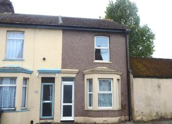 Thumbnail 3 bed end terrace house for sale in Mill Cottages, North Road, Queenborough