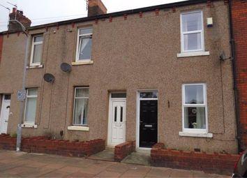 Thumbnail 2 bed terraced house for sale in Delagoa Street, Carlisle, Cumbria