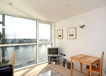 Thumbnail 1 bed flat to rent in Capital East, Western Gateway, Docklands, London