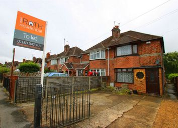 3 bed semi-detached house to rent in Elgar Road South, Reading, Berkshire RG2