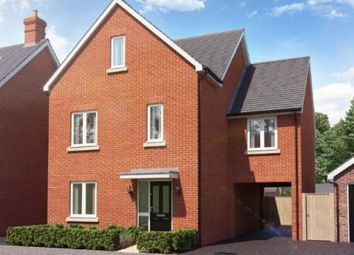 Thumbnail 4 bed detached house for sale in Bramley Road, Aylesbury